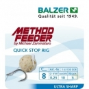 Balzer Method Feeder Quick Stop Rig 5 Stk.