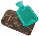 Fox Camo Lite Hot Water Bottle, Wärmflasche mit...