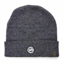 Fox Chunk Grey/Black Marl Beanie