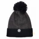 Fox Chunk Grey/Black Marl Bobble