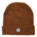 Fox Chunk Orange/Black Marl Beanie