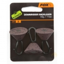 Fox Edges Downrigger Backleads 21g - 3 Stk.