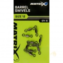 Fox Matrix Barrel Swivels