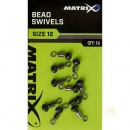 Fox Matrix Bead Swivels