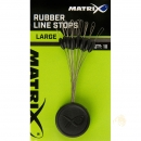 Fox Matrix Rubber Line Stops