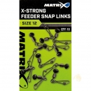 Fox Matrix X-Strong Feeder Snap Link