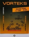 Vorteks Round Rings 4,4 mm - 20 Stk.
