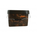 Fox Camo Square Bucket 10 Liter