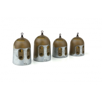 Fox Matrix Bell Feeder