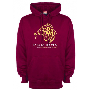 RSR-Baits Classic Red Hoodie