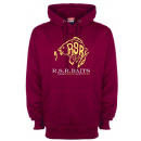 RSR-Baits Classic Red Hoodie L