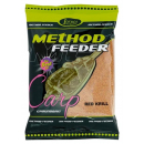 Lorpio Method Feeder Carp Grundfutter Red Krill 700g