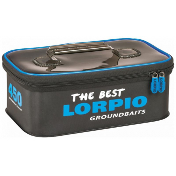 Lorpio Groundbait Bucket 450