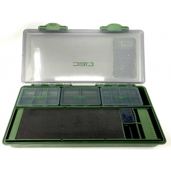 CTEC Carp Tackle Box System