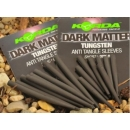 Korda Dark Matter Tungsten Anti Tangle Sleeves - Short