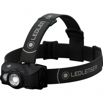 LED Lenser MH8 Kopflampe Black