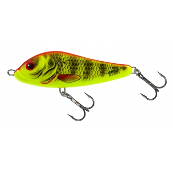 Salmo Rattlin Slider Sinking Bright Pearch 8cm