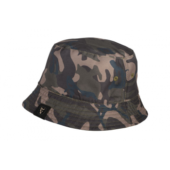 Fox Reversible Bucket Hat Camo Khaki