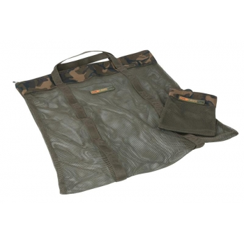 Fox Camo Lite Air Dry Bag Large + Hookbait Bag