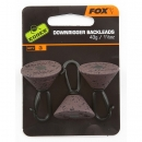 Fox Edges Downrigger Backleads 43g - 3 Stk.