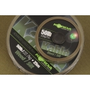 Korda Kable Advaced Leadcore Weed / Silt 50lb - 7m