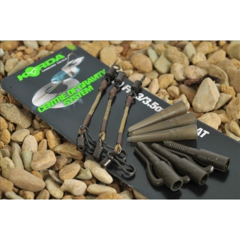 Korda Centre of Gravity System to Fit 3/3,5 oz Cog Flat