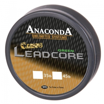 Anaconda Camou Leadcore Brown 45 lb