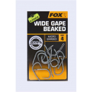 Fox Edges Arma Point Wide Gape Beaked Hooks 10 Stk. Size 4